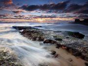 landscapes nature sea HD Wallpaper