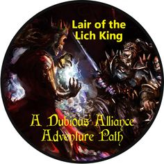 Lair of the Lich King player pin at the 2015 San Jose Fanime