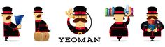 Yeoman, At Your Service. Tech Logos, Coding, Technology, Cool Stuff, Generators, Movie Posters, Libraries, Check, Tecnologia
