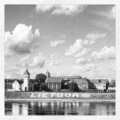 Kaunas in Kauno Apskritis