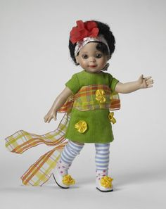 Nancy's Little Sister - Fancy Nancy Collection - from the 2009 Collection - sold out edition