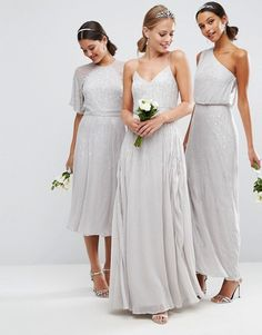 Browse online for the newest ASOS WEDDING Embellished Cami Maxi Dress styles. Embellished Bridesmaid Dress, Mismatched Bridesmaid Dresses, Wedding Dresses, Bridesmaid Ideas, Asos Bridesmaid Dress, Bridesmaids, Wedding Themes, Sequin Dress, Wedding Ideas