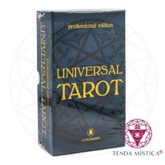 Baralho Tarot - Universal Tarot Professional edition Tarot, Cover, Books, Decks, Libros, Book, Book Illustrations, Libri, Tarot Cards