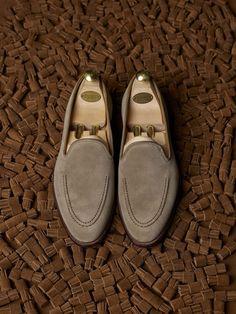 e8abf54561a Crockett   Jones – New Camden Tassel (less) Loafer for SS19 – The Shoe