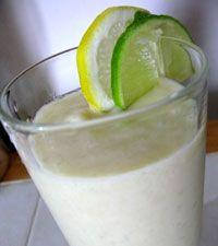 Lemon-Lime Detox Smoothie