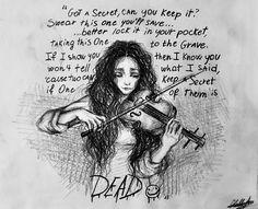 "Eurus fanart (with lyrics from ""Secret"" by The Pierces)"