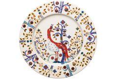 Iittala Taika lautanen 22 cm, valkoinen (2kpl tarvin) 19,95€