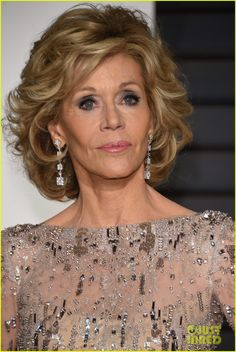 Jane Fonda Looks Amazing at Age 77 - See Her Oscars 2015 Look!