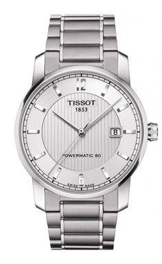 Tissot Powermatic 80 Gent Titanium T087.407.44.037.00