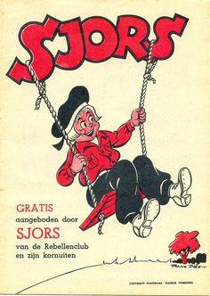 Sjors van de Rebellenclub: meer nostalgie dan iets anders... Deze verhalen las ik altijd bij oma.