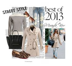 """""""Best of 2013: Miranda Kerr!!"""" by medicicapetiens ❤ liked on Polyvore featuring Wet Seal, Filippa K, Burberry, Christian Louboutin, J.Crew, GetTheLook, StreetStyle, mirandakerr and bestof2013"""