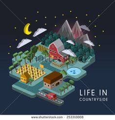 Flat Isometric Stock Photos, Images, & Pictures | Shutterstock