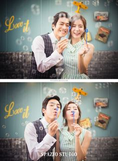 This is 2016 Brand new pre wedding photo shoot package of Spazio studio which has just released. This new concept of Spazio studio's pre wedding photography is more romantic and looks like date snap style with vintage colorful photoshoot. Compared with other studios, Spazio studio have feature of their garden and rooftop set in the building. As you can see the sample of Love Recipe, if you prepare your own couple clothes with your partner, you will take variety concepts with spazio's unique…