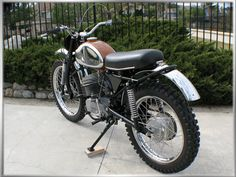 1971 DKW 125 Motocross