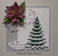 Selma's Stamping Corner and Floral Designs: Believe in the Magic of Christmas