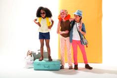 Looks ensoleillés collection été 2015 #look #mode #enfant #été #vacances #soleil