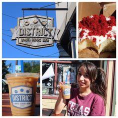 Sunday 050816: red velvet donut & iced latte for breakfast yes please! Last stop on our NOLA trip!    #TheSocialButterflyGal #SATXBloggers #NOLA  #SBGTravels #LBloggers #Fbloggers #ThatsDarling #flashesofdelight #thesparklediaries #abmlifeiscolorful #abmlifeissweet #abmhappylife #NOLABound #TravelBlogger #Shopsandbloggers #Fashion #whathappenatNola #travelBug #27 #LoopBFFS  #Travel #Igsanantonio #Fashionista #BossBabe #Entrepreneuer #Creativepreneur #Solopreneur #FrenchQuarter #AGACIGirl…