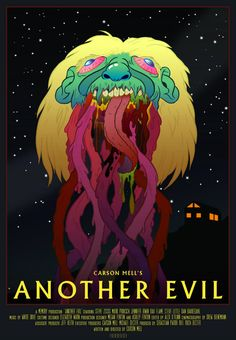 ANOTHER EVIL   http://www.themoviewaffler.com/2016/09/first-look-review-another-evil.html