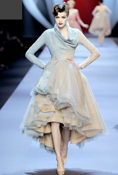 Dior Haute Couture SS11 - My favourite piece.