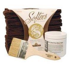 Kur Dead Sea Mud Body Treatment Kit - Spa Supplies - Massage Supplies | Massage Warehouse