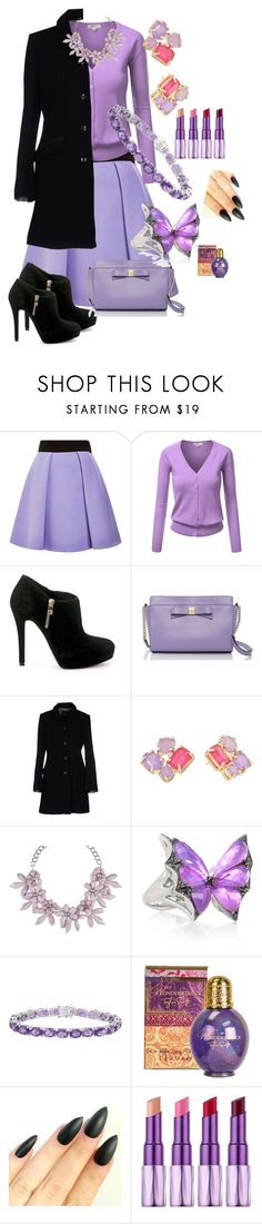 """""""Untitled #279"""" by dinka1-749 ❤ liked on Polyvore featuring FAUSTO PUGLISI, J.TOMSON, MICHAEL Michael Kors, Kate Spade, Harmont & Blaine, sweet deluxe, Stephen Webster and Urban Decay"""
