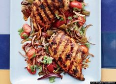 Chicken Recipes: 50 New Ways To Make Dinner (PHOTOS)