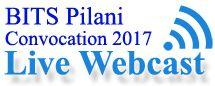 Convocation 2017 :: BITS Pilani, Pilani Campus, INDIA