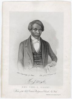 Black Abolitionists: Rev. Theodrore S. Wright - https://blackthen.com/black-abolitionists-rev-theodrore-s-wright/?utm_source=PN&utm_medium=BT+Pinterest&utm_campaign=SNAP%2Bfrom%2BBlack+Then