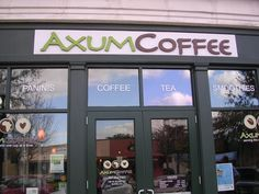 Axum Coffee for Axum, Ethiopia