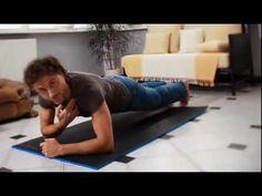 ▶ Здоровая спина за 3 минуты в день - YouTube