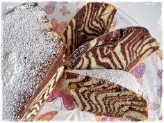 Ciasto rosło jak szalone, aż popękało, ale nie miało to najmniejszego wpływu na jego smak. Szybkie, łatwe i smaczne, wilgotne dzięki dodatkowi oleju, długo zachowuje świeżość.