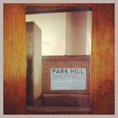 Views of the iconic Park Hill in Sheffield. Chosen by Handpicked Books. Sheffield, Park, Frame, Books, Decor, Picture Frame, Libros, Decoration, Book