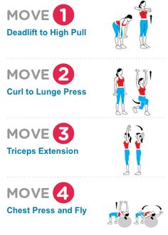 15-Minute Workout: LIFT MORE, LOSE MORE! A study published in Medicine & Science in Sports & Exercise showed that women who lifted a challenging weight for eight reps burned nearly twice as many calories as women who knocked out 15 reps with lighter dumbbells.