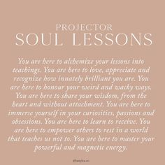 Dear Projector, ⠀⠀⠀⠀⠀⠀⠀⠀⠀ Your Soul chose for you to be born into the body, energy field and soul field that you have for a reason. Spiritual Wisdom, Spiritual Awakening, Spiritual Path, Human Design System, Life Rules, Business Design, Positive Affirmations, Positivity, Business Marketing
