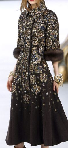 Chanel Haute Couture Autumn 2010