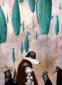 Animales con chisteras y monóculos en una época que nunca existió