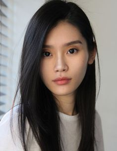 model, chinese model, and ming xi εικόνα