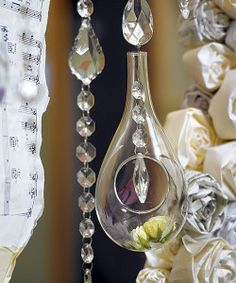 Create a dream-like ambiance at your ceremony or reception venues with these elegant d