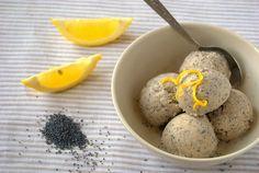 Use this recipe to make Lemon Poppyseed Ice Cream.