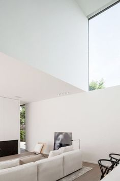 Incredibly Minimalist Contemporary Living Room Design Ideas – Page 49 – Home Decor Ideas Modern House Design, Modern Interior Design, Interior Architecture, Interior And Exterior, Minimalist Interior, Minimalist Architecture, Tamizo Architects, Estilo Interior, Interior Minimalista