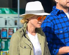 Any given #day #outfits: Diane Kruger , en Nueva York