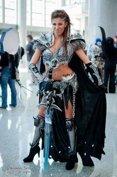 So. Much. Armor: A Collection Of Glorious BlizzCon Cosplay!
