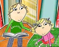 Meet Charlie and Lola - and their creator, LAUREN CHILD