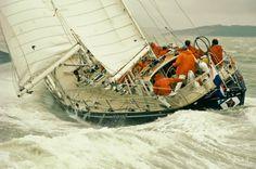 Volvo Ocean Race - 1977-78: Portsmouth-Cape Town-Auckland-Rio de Janeiro-Portsmouth