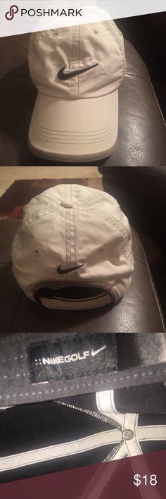 Beautiful Nike Hat It has a velcro back closure. Nike Accessories Hats