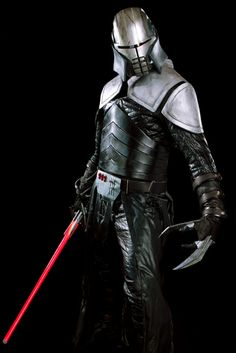 Dark Side Starkiller from Star Wars: The Force Unleashed.