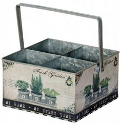 Buy Online Tin Set (Storage, Garden, Tin Boxes) Spice Canister, Washing Tub & Baskets in London UK. London's Finest Online Home & Office Furniture Store. Metal Wall Planters, Wooden Garden Planters, Wooden Planter Boxes, Stone Planters, Window Planter Boxes, Plastic Barrel Planter, Plastic Plant Pots, Ceramic Plant Pots, Planter Box With Trellis