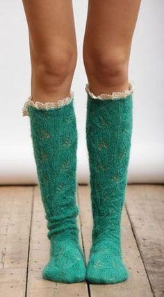 chaussettes de rêve...