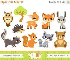 woodland deer clip art - Google Search