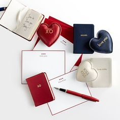 Leather Love Paperweight #makeyourmark